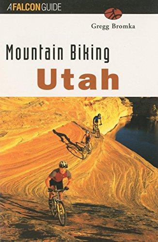 9781560448242: Mountain Biking Utah (rev) (State Mountain Biking Series)