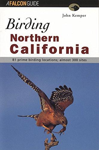 9781560448327: Birding Northern California (Regional Birding Series)