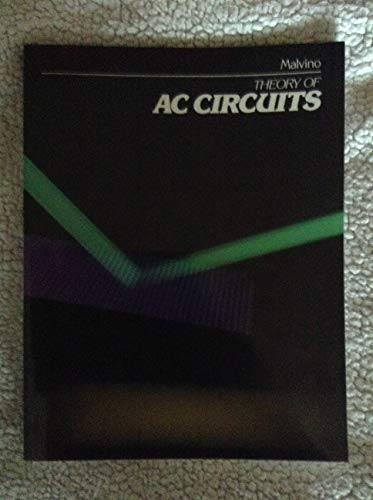 9781560483021: Theory of Ac Circuits