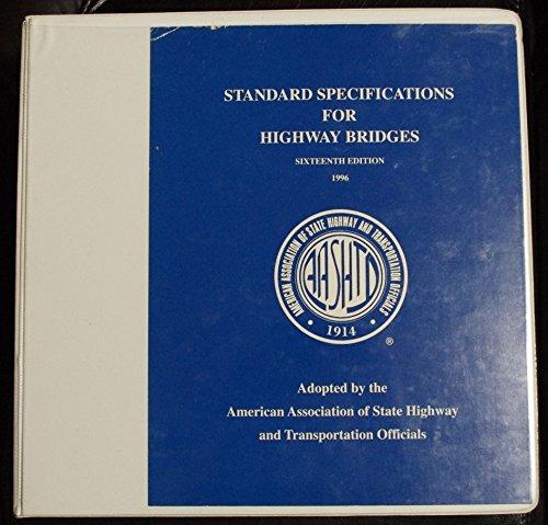 9781560510406: Standard Specifications for Highway Bridges