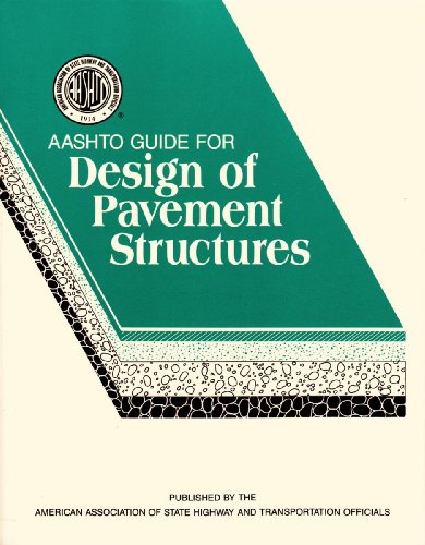 9781560510550: AASHTO Guide for Design of Pavement Structures 1993 (Vol 1)