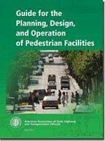 9781560512936: Guide for the Planning, Design, and Operation of Pedestrian Facilities