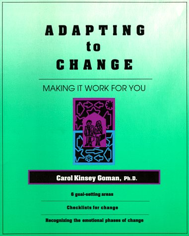 9781560521921: Crisp: Adapting to Change (Crisp Professional Series)
