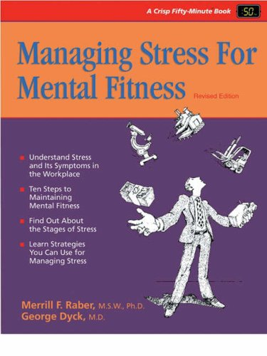 9781560522003: Managing Stress for Mental Fitness (A Fifty Minute Series Book)