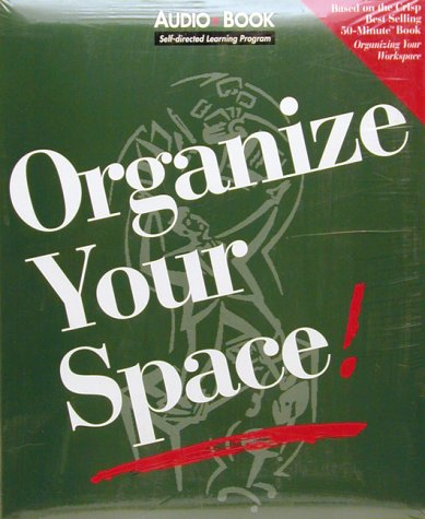 9781560523451: Organize Your Space! (Audio Book Self-Directed Learning Program)