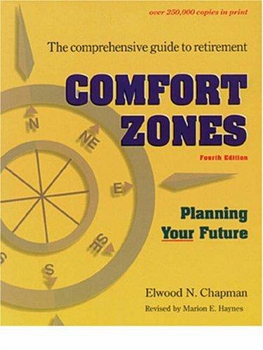 9781560524571: Comfort Zones, Fourth Edition