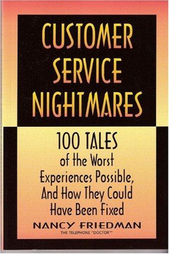 Crisp: Customer Service Nightmares (Crisp Professional Series): Friedman, Nancy J.