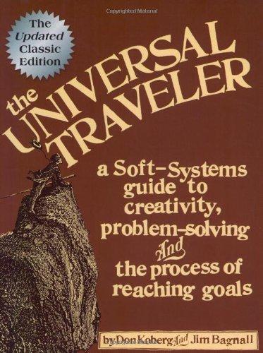 Crisp: Universal Traveler: Don Koberg; Jim