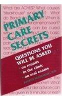 9781560531050: Primary Care Secrets (The Secrets Series)