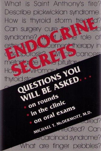9781560531166: Endocrine Secrets (The Secrets Series)