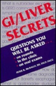 9781560531500: Gi/ Liver Secrets (Secrets Series)