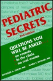 9781560531715: Pediatric Secrets (The Secrets Series)