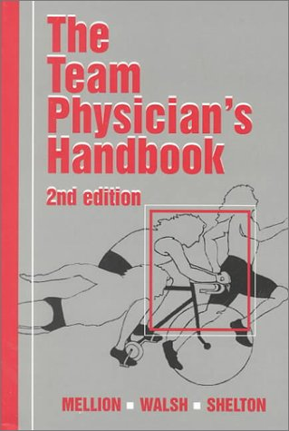 9781560531746: The Team Physician's Handbook