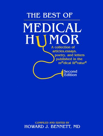 9781560532002: The Best of Medical Humor, 2e