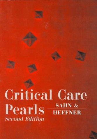 9781560532248: Critical Care Pearls, 2e