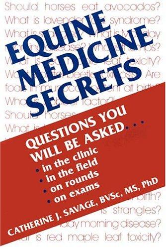 9781560532637: Equine Medicine Secrets, 1e
