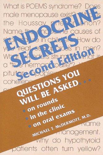 9781560532682: Endocrine Secrets (Secrets Series)