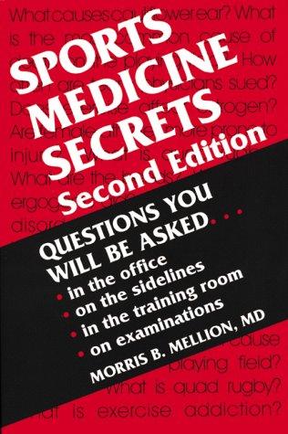 9781560533085: Sports Medicine Secrets