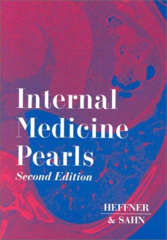 9781560534044: Internal Medicine Pearls, 2e