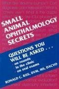 9781560534075: Small Animal Ophthalmology Secrets