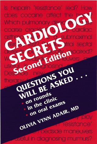 9781560534204: Cardiology Secrets, 2e