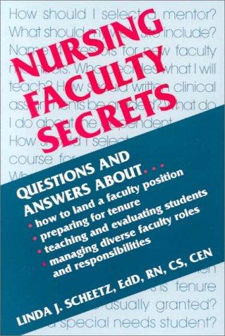9781560534235: Nursing Faculty Secrets, 1e