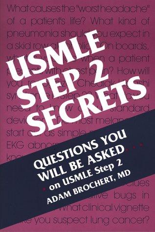 9781560534518: USMLE Step 2 Secrets
