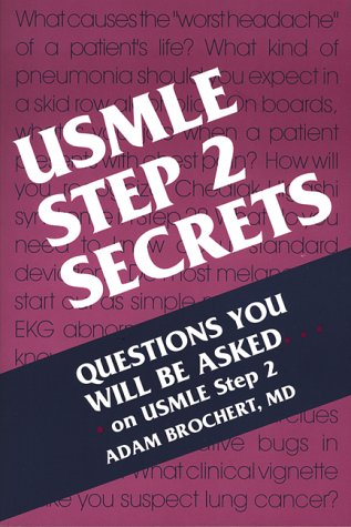 9781560534518: USMLE Step 2 Secrets, 1e