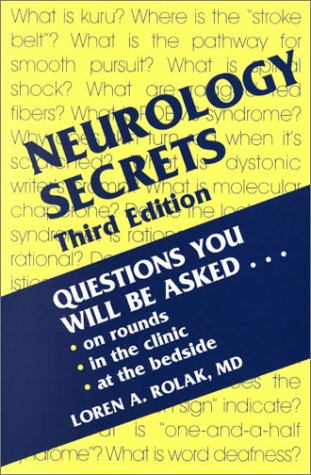 9781560534655: Neurology Secrets, 3e