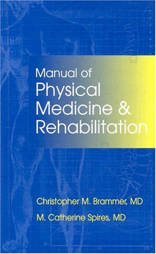 9781560534792: Manual of Physical Medicine and Rehabilitation