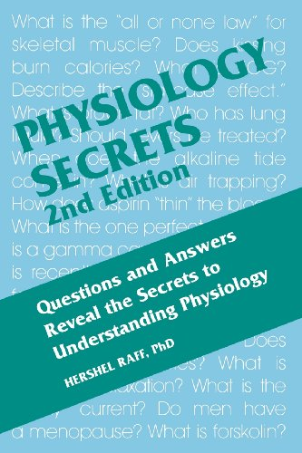 9781560535096: Physiology Secrets, 2e
