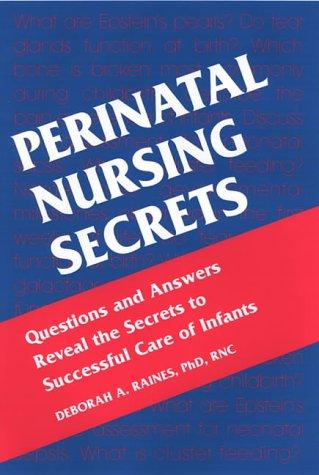 Perinatal Nursing Secrets: Levasseur, Suzanne M.