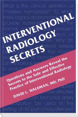 9781560536093: Interventional Radiology Secrets, 1e