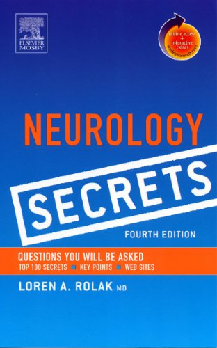 9781560536215: Neurology Secrets: With STUDENT CONSULT Online Access, 4e