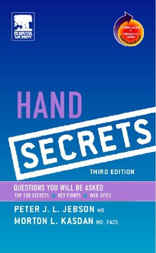 9781560536239: Hand Secrets