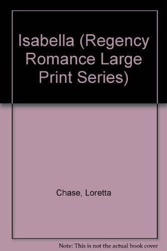 9781560540106: Isabella (Regency Romance Large Print Series)