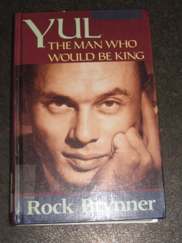 9781560540175: Yul: The Man Who Would be King (Thorndike Press Large Print Americana Series)