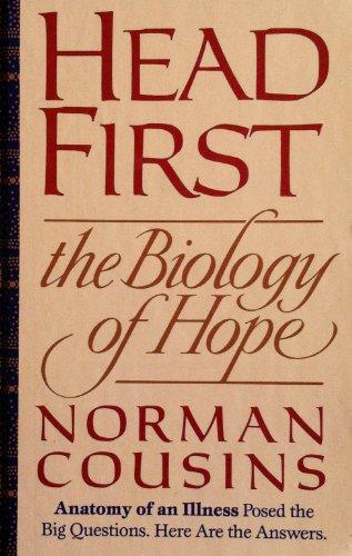 9781560540182: Head First: The Biology of Hope (Thorndike Press Large Print Americana Series)