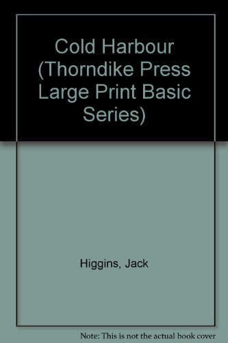 9781560540212: Cold Harbour (Thorndike Press Large Print Basic Series)