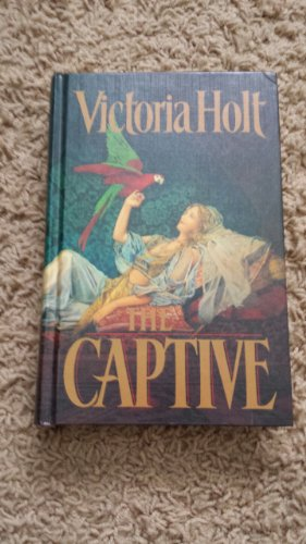 The Captive (Thorndike Press Large Print Basic Series): Holt, Victoria