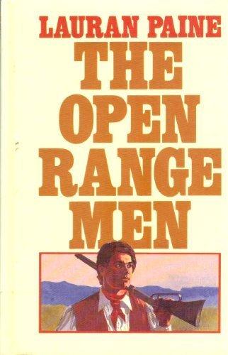 9781560540410: The Open Range Men