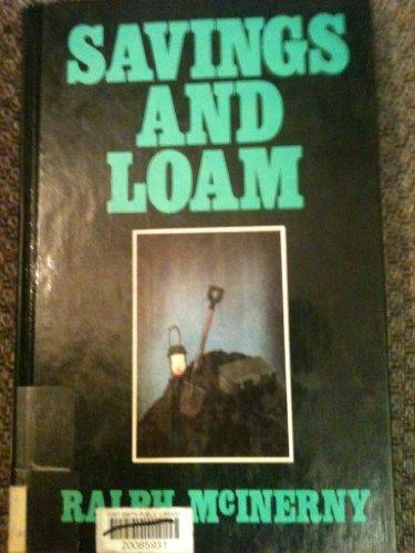 9781560540724: Savings and Loam (Andrew Broom Mystery)