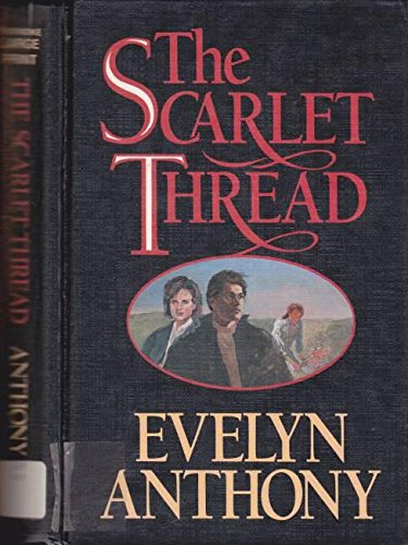 9781560540960: The Scarlet Thread (Thorndike Press Large Print Basic Series)