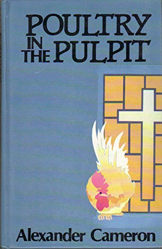 9781560541264: Poultry in the Pulpit: Further Revelations of the Vet in the Vestry (Thorndike Press Large Print Basic Series)