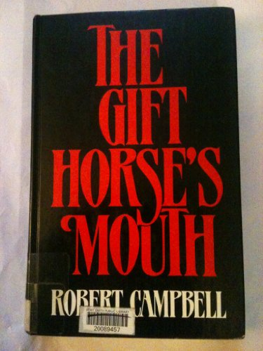 9781560541639: The Gift Horse's Mouth: A Jimmy Flannery Mystery