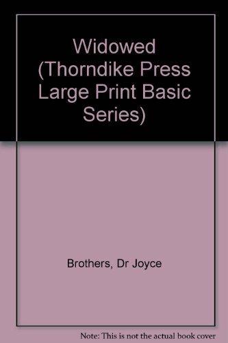 9781560541653: Widowed (Thorndike Press Large Print Basic Series)