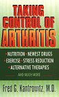 9781560542353: Taking Control of Arthritis