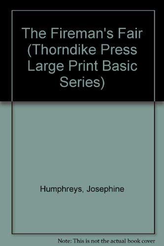 9781560542452: The Fireman's Fair (Thorndike Press Large Print Basic Series)