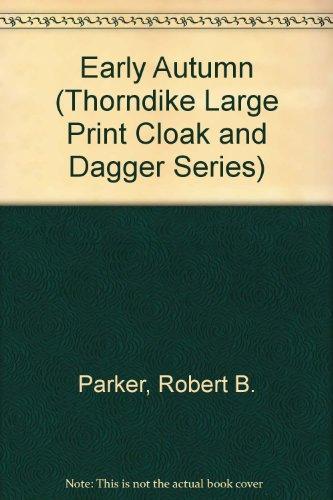 Early Autumn: Parker, Robert B.