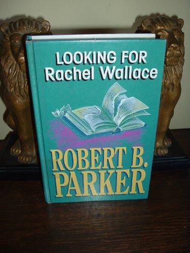 9781560543121: Looking for Rachel Wallace (Thorndike Large Print)